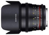 Samyang 50mm T1.5 AS UMC VDSLR Canon EF-M