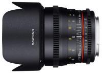 Samyang 50mm T1.5 AS UMC VDSLR Micro 4/3