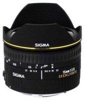 Sigma 15mm F2.8 EX DG DIAGONAL FISHEYE Nikon F