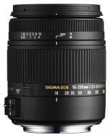 Sigma 18-250mm f/3.5-6.3 DC OS HSM Macro Nikon F