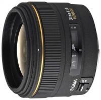 Sigma 30mm F1.4 EX DC HSM Canon EF-S