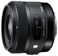 Sigma 30mm f/1.4 DC Nikon F