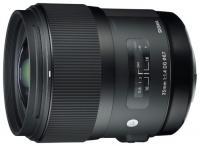 Sigma 35mm f/1.4 DG HSM Art Minolta A