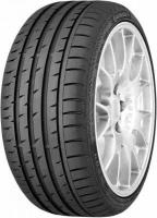 Continental ContiSportContact 3 (205/40R17 84V)