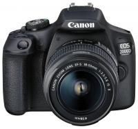 Фото Canon EOS 2000D Kit
