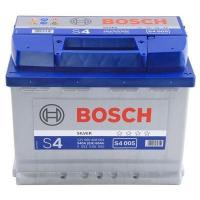Bosch 6CT-60 АзЕ S4 Silver (S40 050)