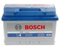 Bosch 6CT-72 АзЕ S4 Silver (S40 070)