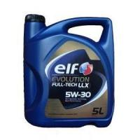 ELF Evolution Full-Tech LLX 5W-30 5л