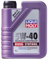 Liqui Moly Diesel Synthoil 5W-40 1л (1926)