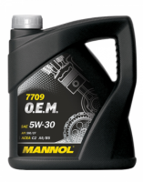 Mannol 7709 O.E.M. 5W-30 for Toyota Lexus 1л