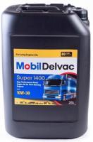 MOBIL Delvac Super 1400 10W-30 20л
