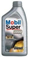 MOBIL Super 3000 Diesel 5W-40 1�