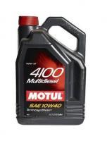 Motul 4100 Multidiesel 10W-40 5�