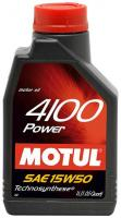 Motul 4100 Power 15W-50 1л