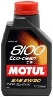 Motul 8100 Eco-clean 5W-30 1л