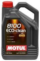 Motul 8100 Eco-clean 5W-30 5�