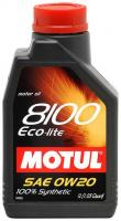 Motul 8100 Eco-Lite 0W-20 1�