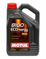 Motul 8100 Eco-nergy 5W-30 4л