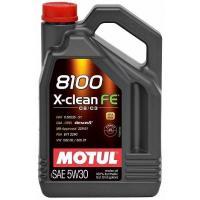 Motul 8100 X-Clean FE 5W-30 4л