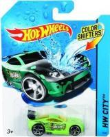 Hot Wheels Машинка Измени цвет (BHR15)
