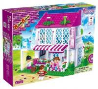 BanBao Любить мир 6102 Цветочный магазин