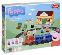 BIG Свинка Пеппа 57079 Железнодорожная станция