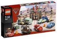 LEGO Cars 8487 Кафе «У Фло»