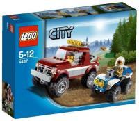 LEGO City 4437 ����������� ������