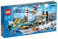 LEGO City 60014 Патруль береговой охраны