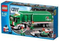 LEGO City 60025 Грузовик Гран-при