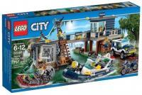 LEGO City 60069 Участок болотной полиции