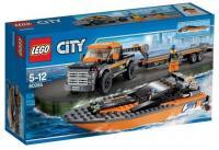 LEGO City 60085 ����������� 4�4 � �������� �������