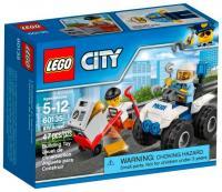LEGO City 60135 Полицейский квадроцикл