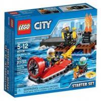 LEGO City Fire 60106 Набор Пожарная охрана для начинающих