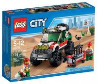 LEGO City Great Vehicles ����������� 4 x 4 (60115)