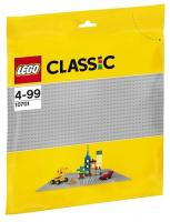 LEGO Classic 10701 Строительная пластина серого цвета