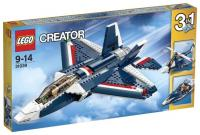 LEGO Creator 31039 Синий реактивный самолёт конструктор