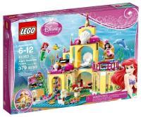 LEGO Disney Princesses 41063 Подводный дворец Ариэль