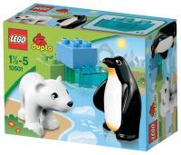 LEGO Duplo 10501 Зоопарк Друзей