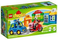 LEGO Duplo 10532 Мой Первый Полицейский Комплект