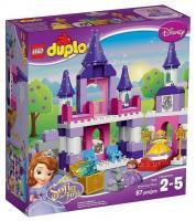 LEGO Duplo 10595 Королевский Замок Софии