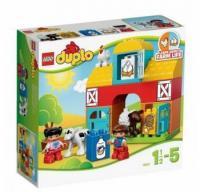 LEGO Duplo 6141 Моя первая ферма