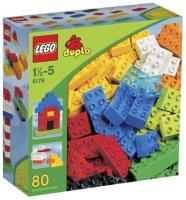 LEGO Duplo 6176 Основные элементы – Deluxe