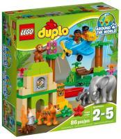 LEGO Duplo 10804 Джунгли