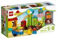 LEGO Duplo My First 10819 Мой первый сад
