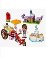 LEGO Friends 41030 Оливия и велосипед с мороженым