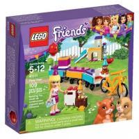 LEGO Friends 41111 День рождения: Парк аттракционов