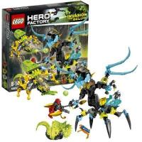 LEGO Hero Factory 44029 �������� ������� ������ �����, ��� � ��������