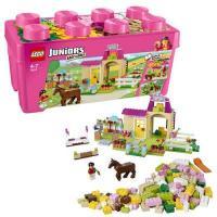 LEGO Juniors 10674 Ферма пони