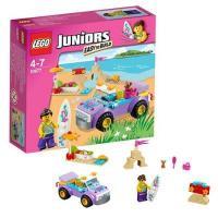 LEGO Juniors 10677 Поездка на пляж
